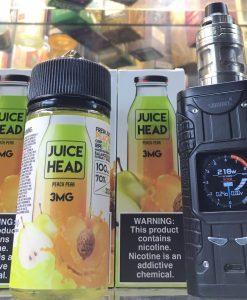 tinh dầu vape mỹ juice head eliquid