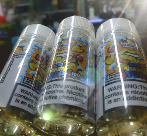 tinh dầu vape mỹ mango