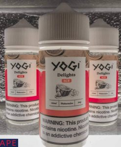 juice vape yogi dưa hấu bạc hà